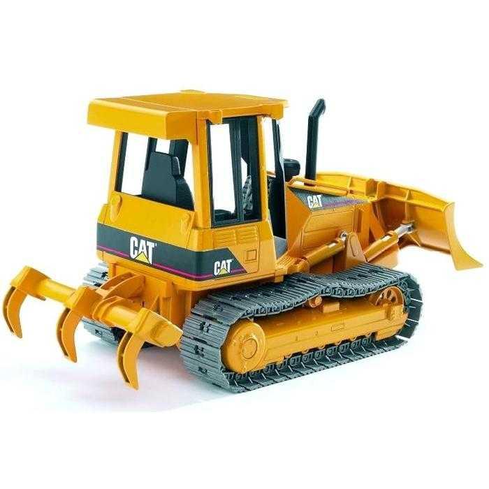 Bruder - CATERPILLAR - buldozer malý