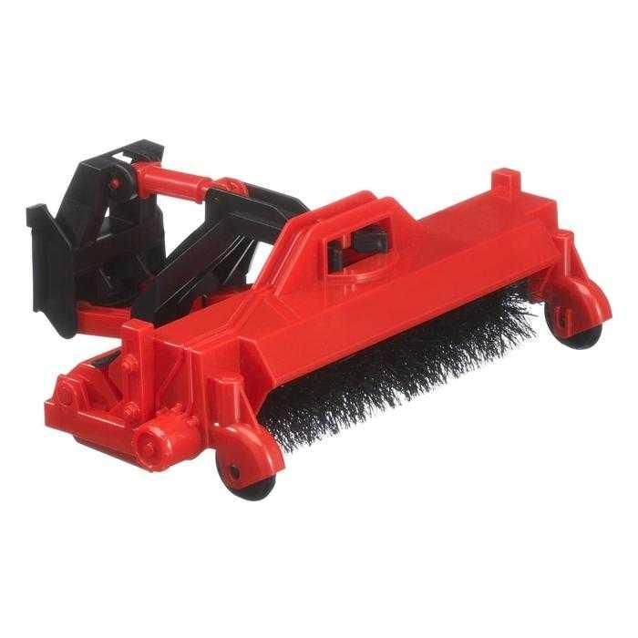 Bruder Zametací stroj pro M. B. UNIMOG a traktory