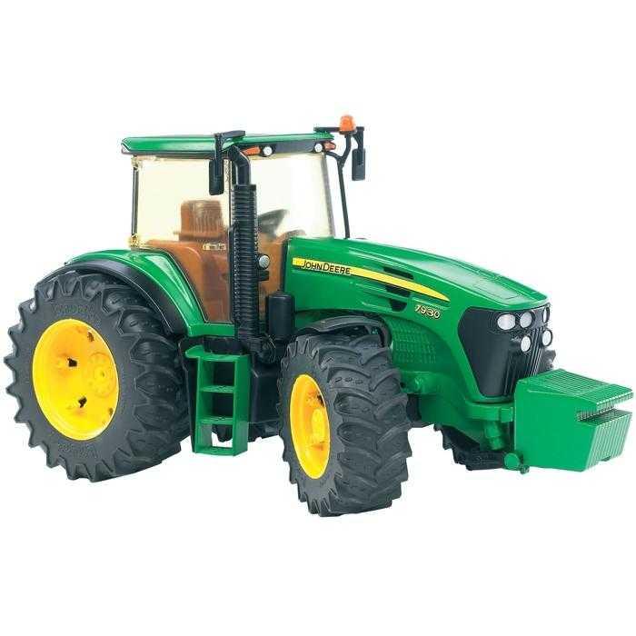 Bruder Lesní traktor JOHN DEERE 7930