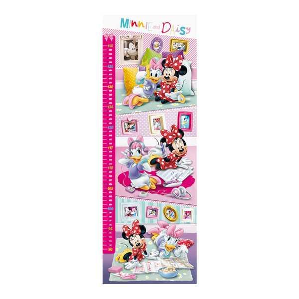Papírové puzzle 150 dílků MINNIE dětský metr