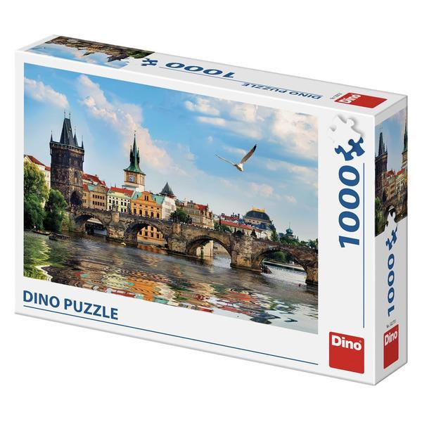Dino Puzzle Karlův most 1000 dílků