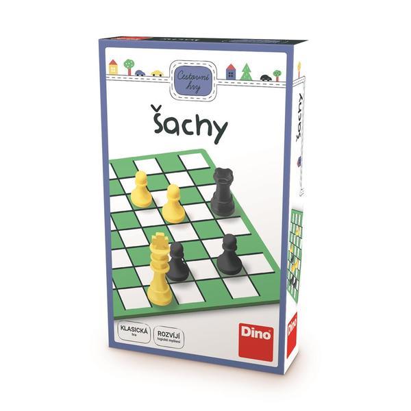 Dino Hra Cestovní šachy