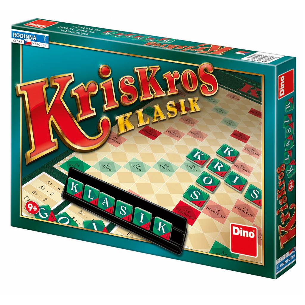 Dino Dětská hra Kris Kros KLASIK II