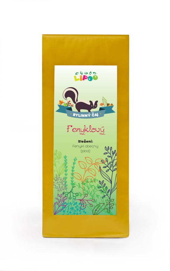 Čaj - Bylinné dětské čaje - Fenyklový čaj