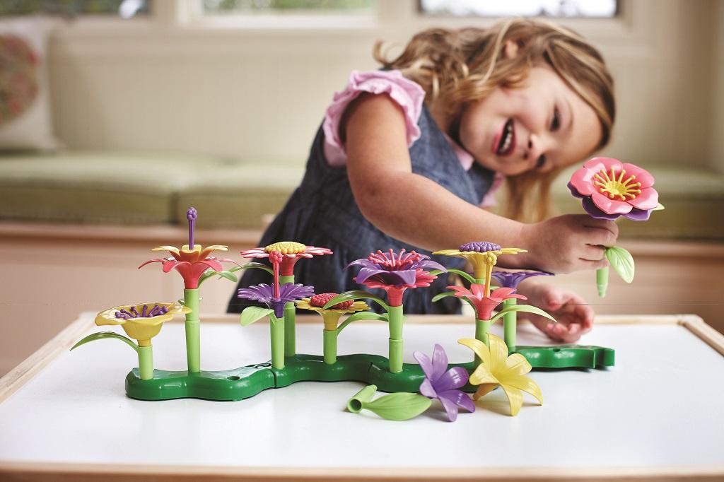 Green Toys Květinový záhonek
