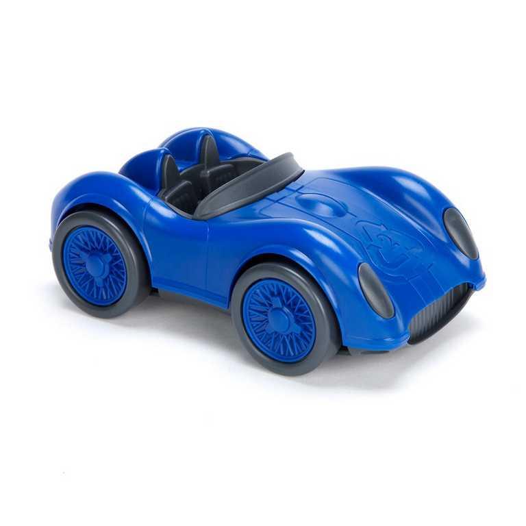 Green Toys  Modré závodní auto