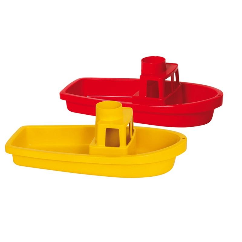 Gowi loďka červená nebo žlutá 1 ks