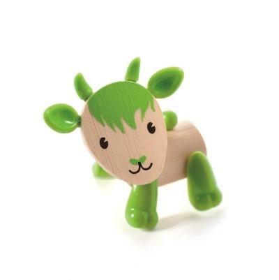 Hape Dřevěná zvířátka koza