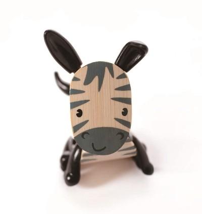 Hape Dřevěná zvířátka zebra