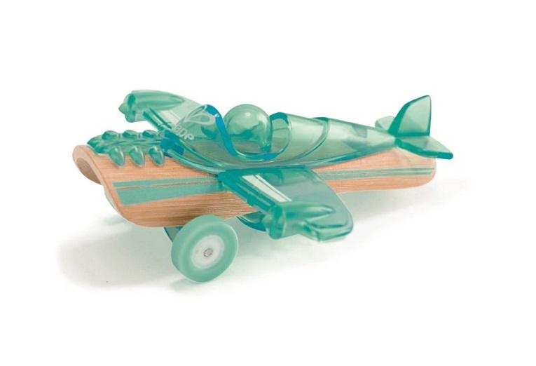 HAPE dřevěné letadlo