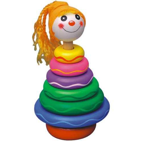HJ Toys  Navlékání na tyč holka