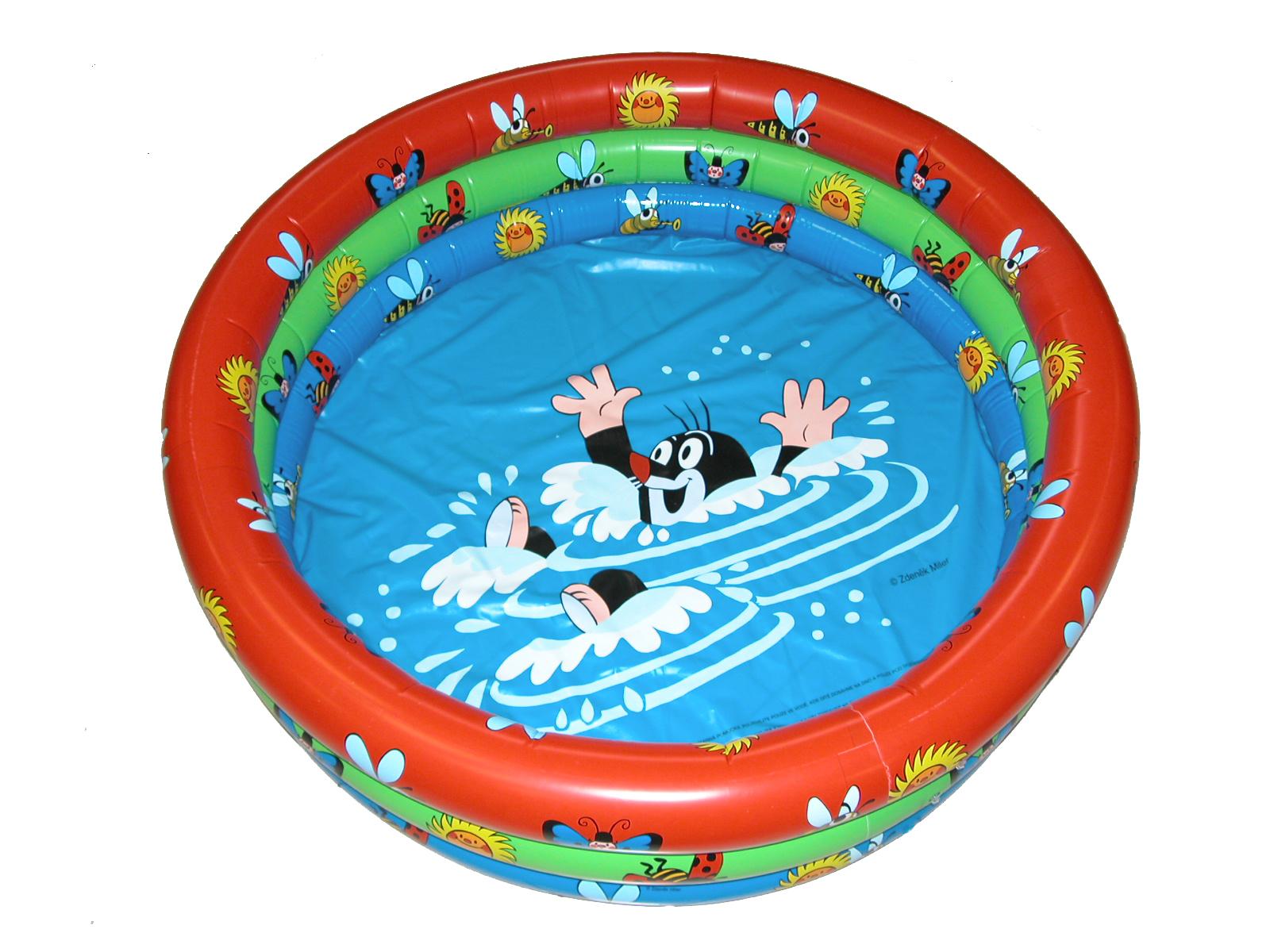 Bazén dětský krtek