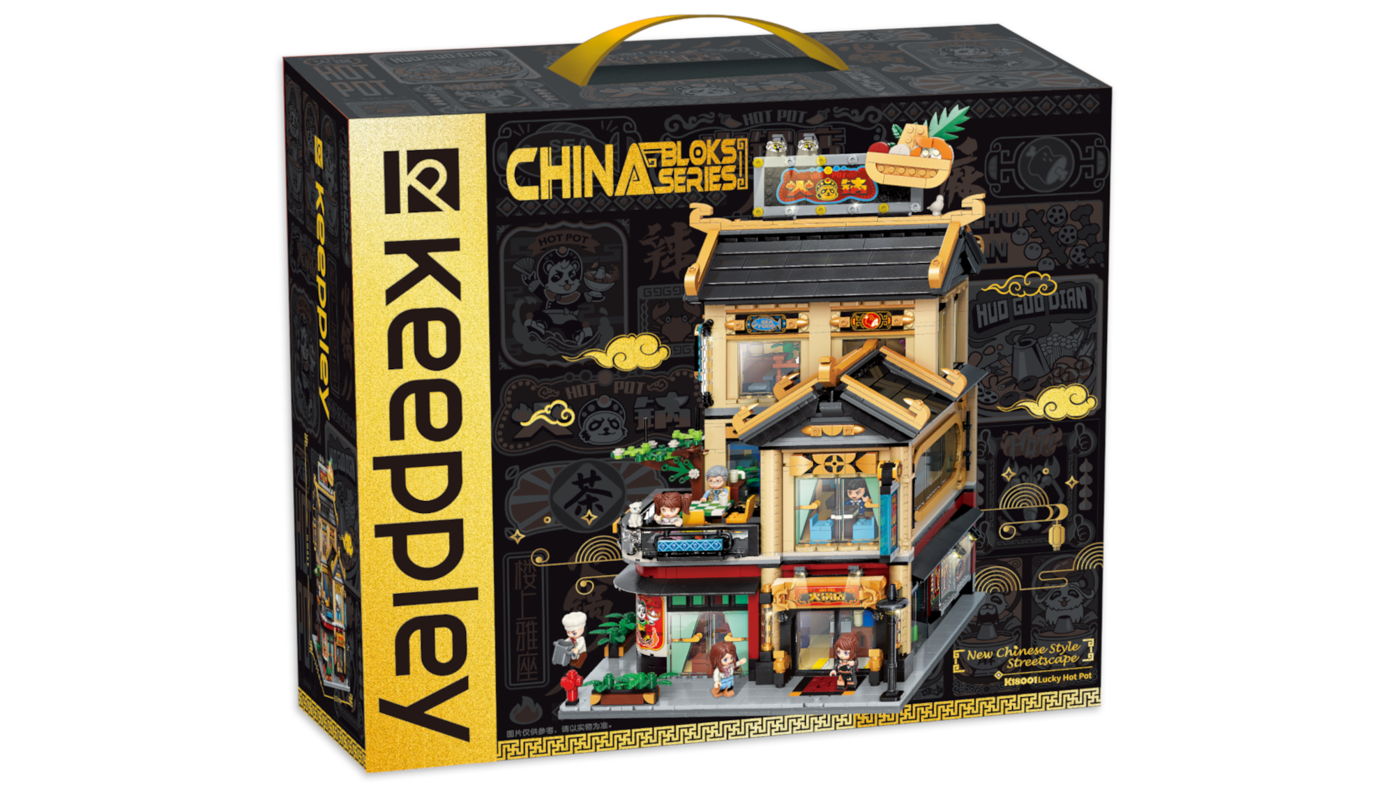 Qman City Corner K18001 Čínská restaurace