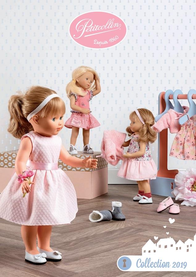 Petitcollin katalog hraček 2019 tištěný