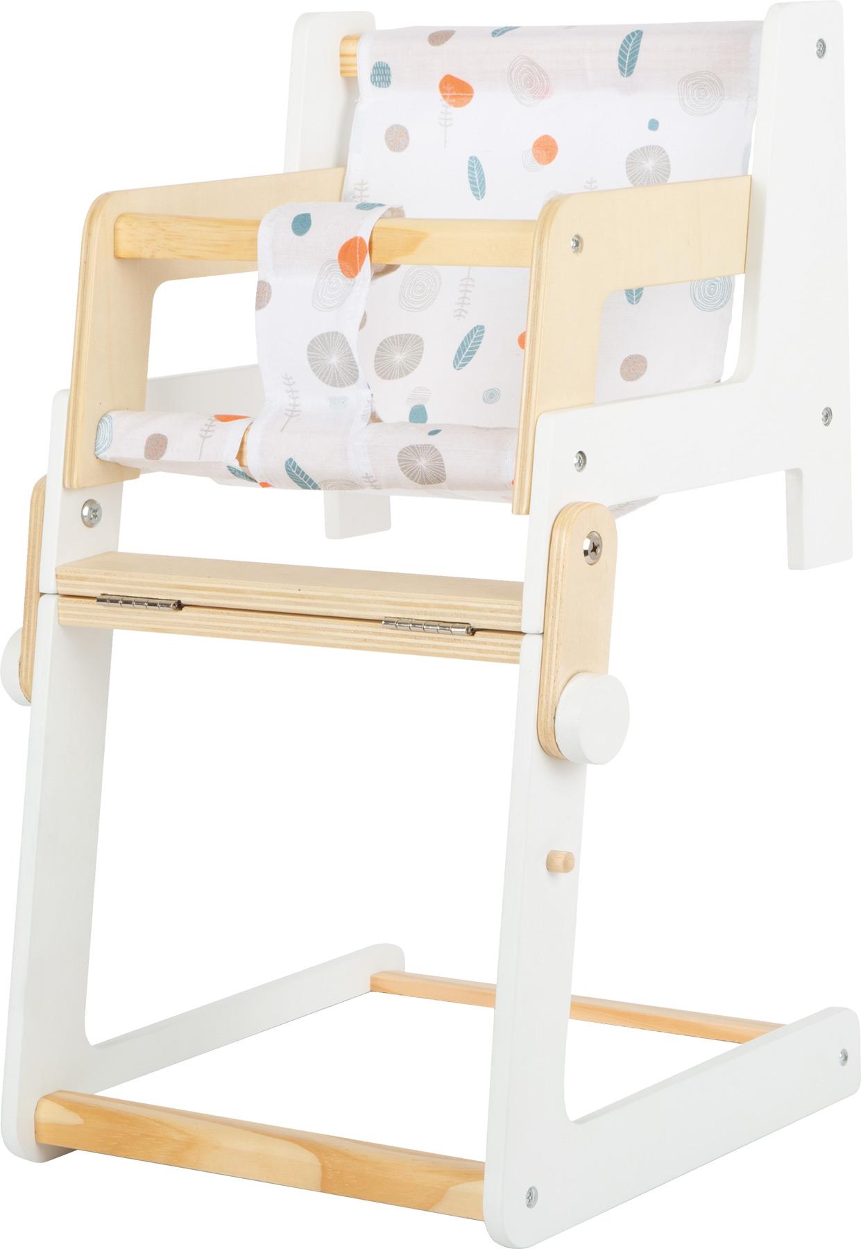 """Small Foot Multifunkční židlička pro panenky """"Little Button"""""""