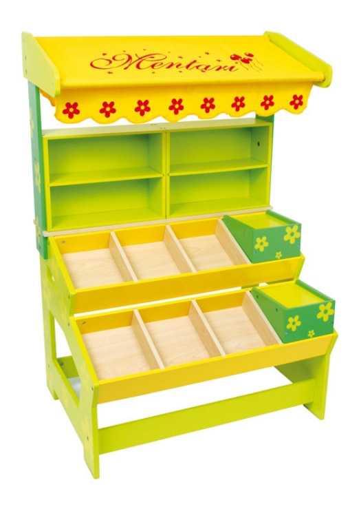 Small Foot Dětský dřevěný prodejní stánek Max