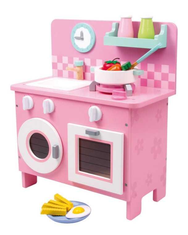 Small Foot Dřevěná dětská kuchyňka Rosali