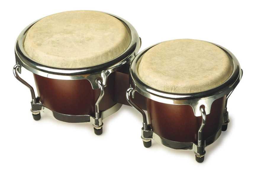 Small Foot Dětské dřevěné hudební nástroje bubínek Conga