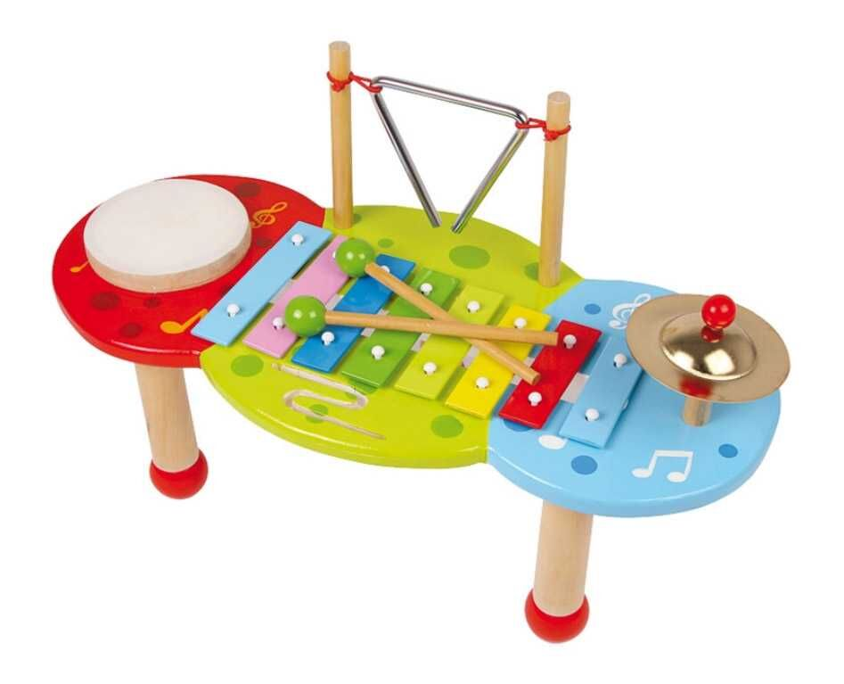 Dřevěné hračky - Xylofon Deluxe