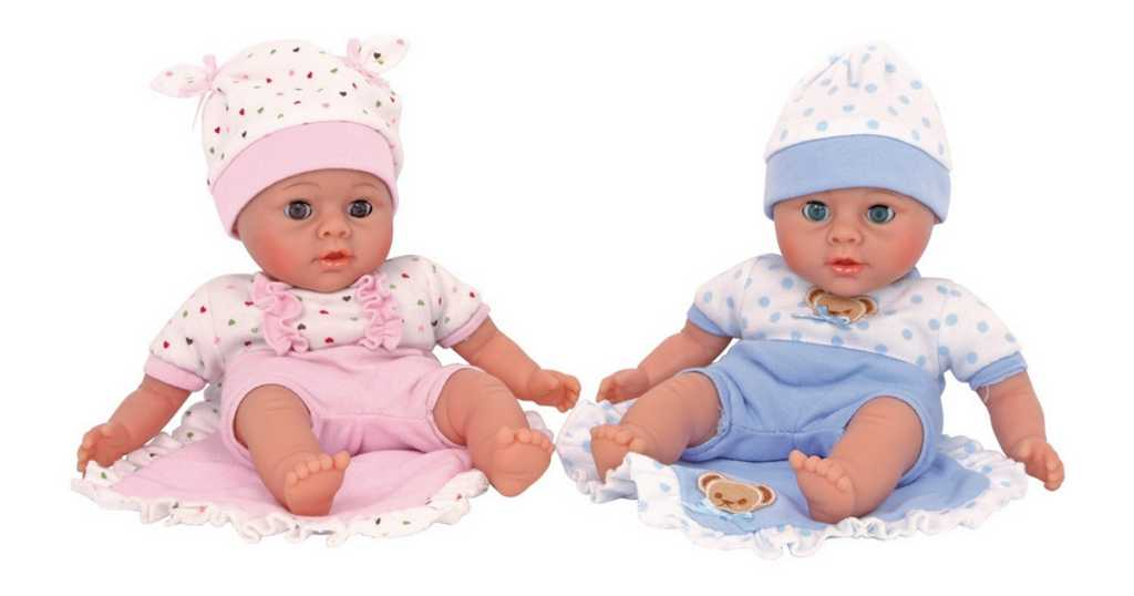 Small Foot Panenka Kristián a Karla