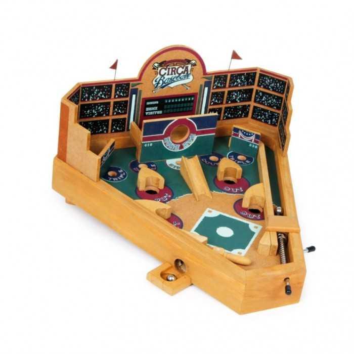 Small Foot Pinball baseball