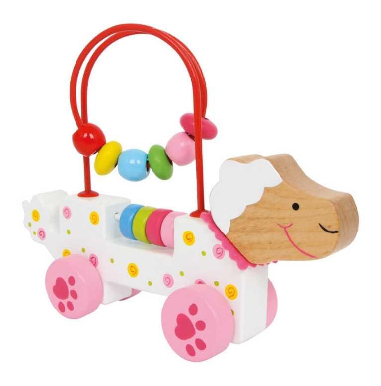 Tahací hračky do ruky - Motorická hra Ovce