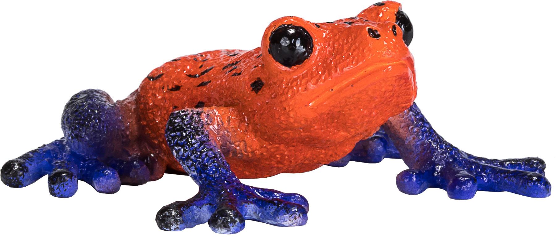 Mojo Animal Planet Jedovatá žába