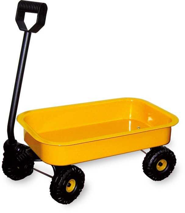 Small Foot Plechový ruční vozík