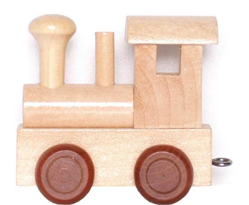 Small Foot Vláček Vláčkodráhy abeceda  lokomotiva