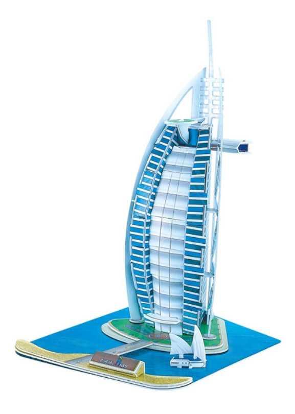 Small Foot Třívrstvé pěnové 3D puzzle Burj Al Arab