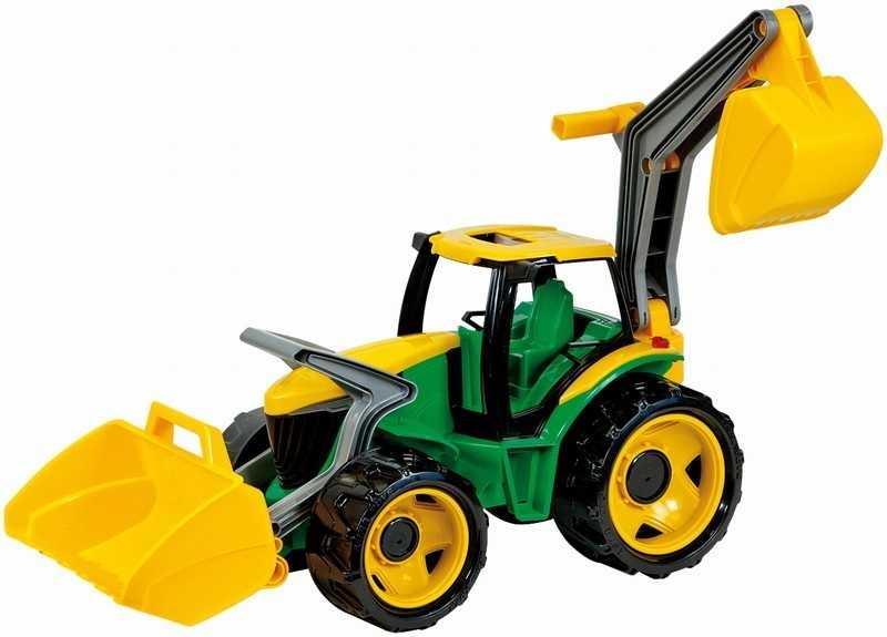 Lena Mini Compact traktor