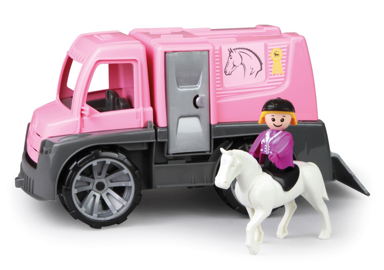 Lena TRUXX koňský transport, ozdobný karton