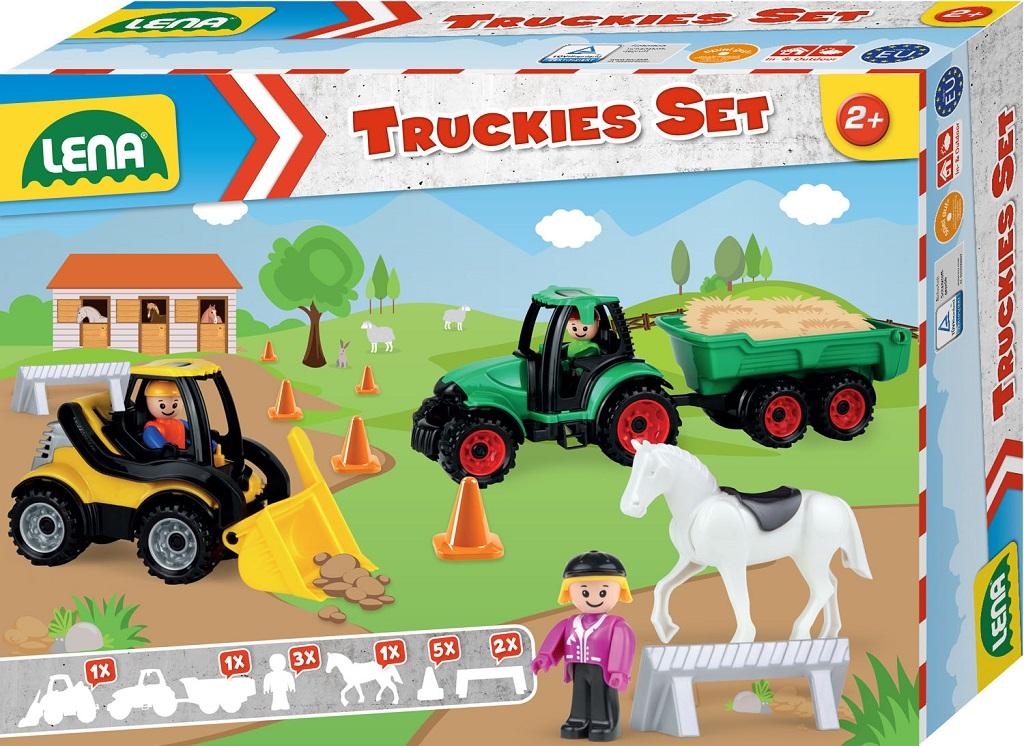 Lena Truckies set farma