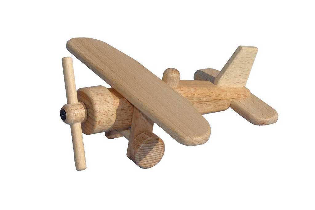 Ceeda Cavity - dřevěné letadla a vrtulníky - Letadlo I.