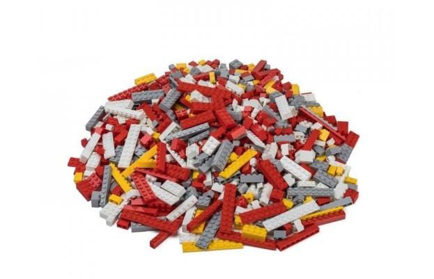 L-W Toys Hasičský set 1000 ks lehký
