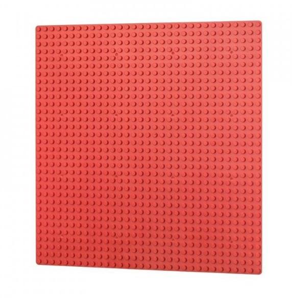 L-W Toys Základová deska 32x32 červená