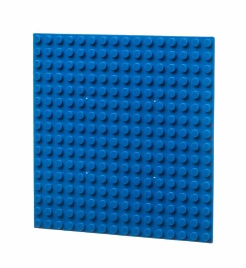 L-W Toys Základová deska 16x16 modrá