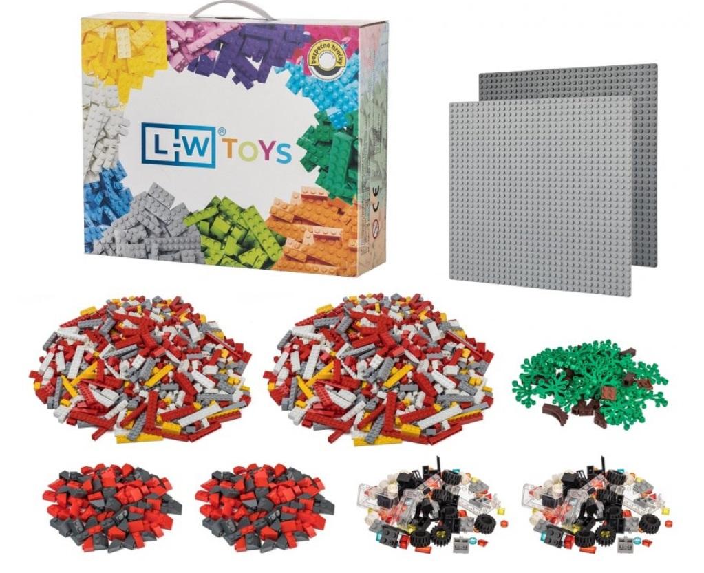 L-W Toys Hasičská základna velká
