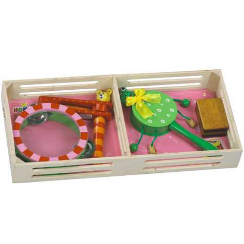 HJ Toys Dětské hudební nástroje sada B