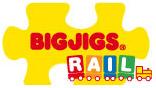 Bigjigs Rail dřevěná vláčkodráha - Sladký expres + 3 koleje