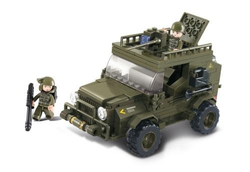 Sluban Army M38-B0299 Off-road vůz