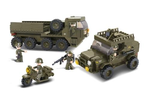 Sluban Army M38-B0307 Servisní jednotka