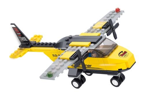 Sluban Letiště M38-B0360 Cvičné letadlo