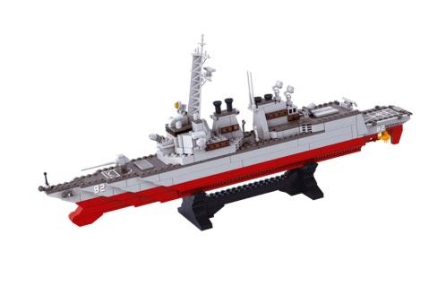 Sluban Bitevní lodě M38-B0390 Torpédoborec  82