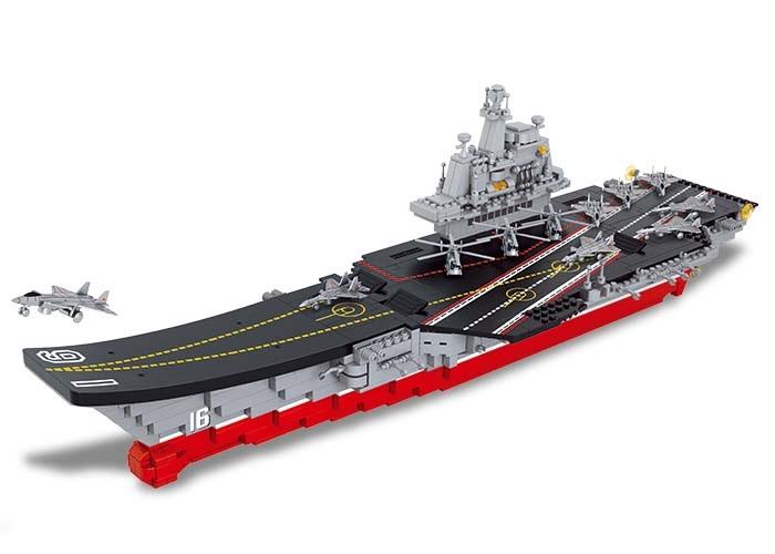 Sluban Bitevní lodě M38-B0399 Letadlová loď