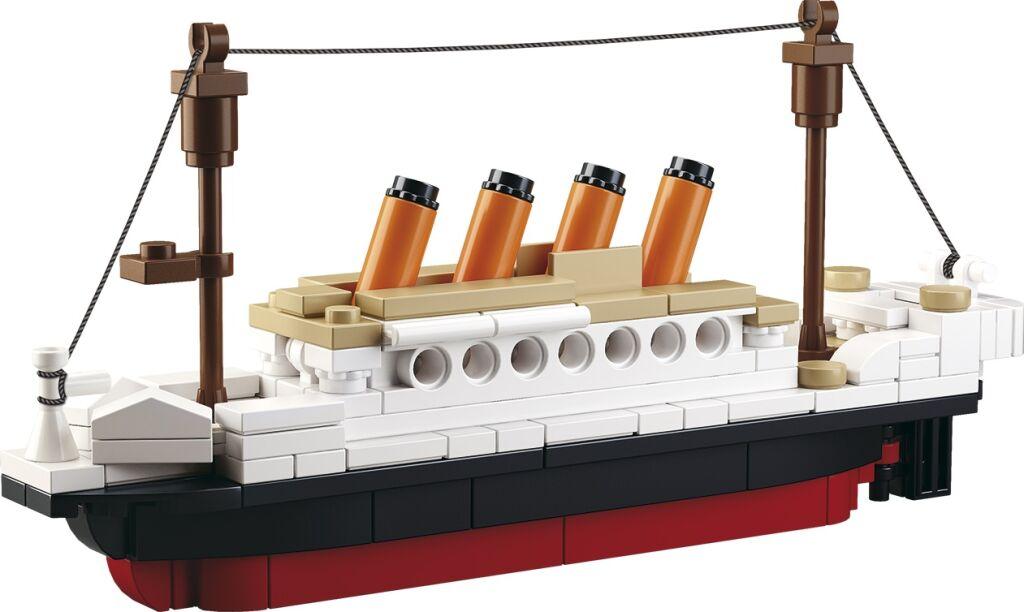 Sluban Titanic M38-B0576 Titanic malý - poškozený obal
