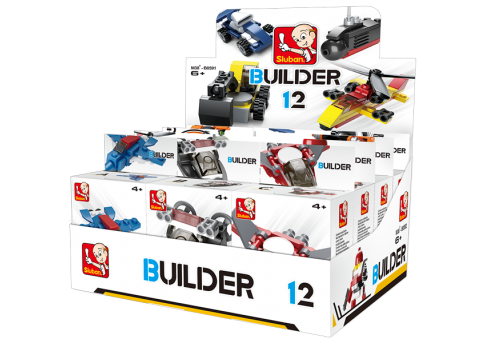 Sluban Builder M38-B05391 1 ks
