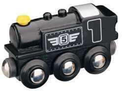 Maxim Dřevěná dieselová lokomotiva