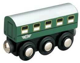 Maxim Dřevěný osobní vagón