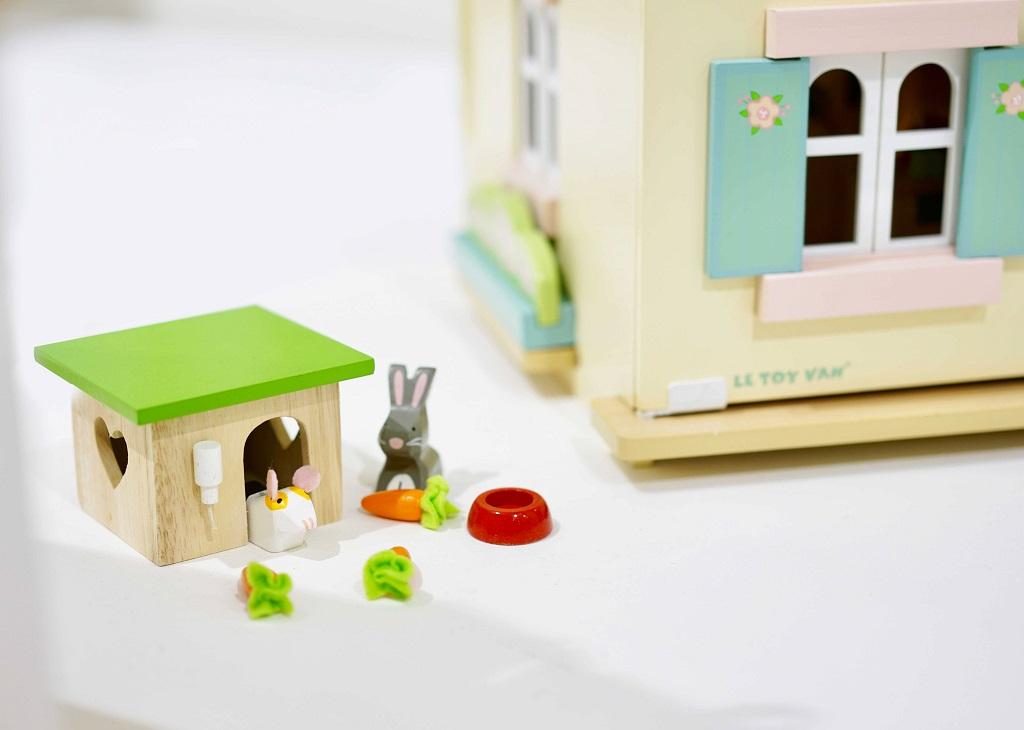 Le Toy Van Set Bunny & Guniea